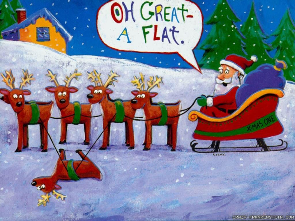 Santa's Flat