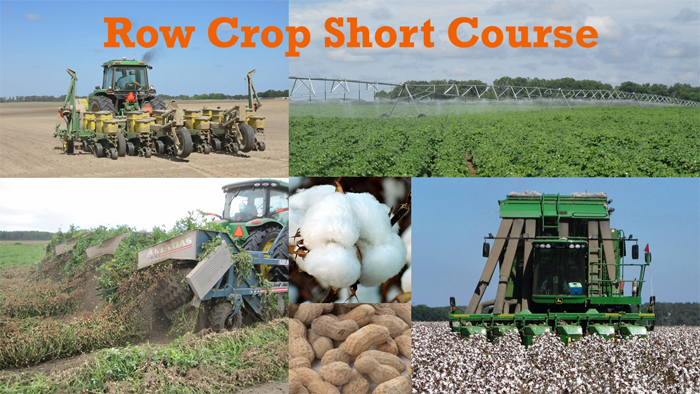 Panhandle Row Crop Short Course – March 7