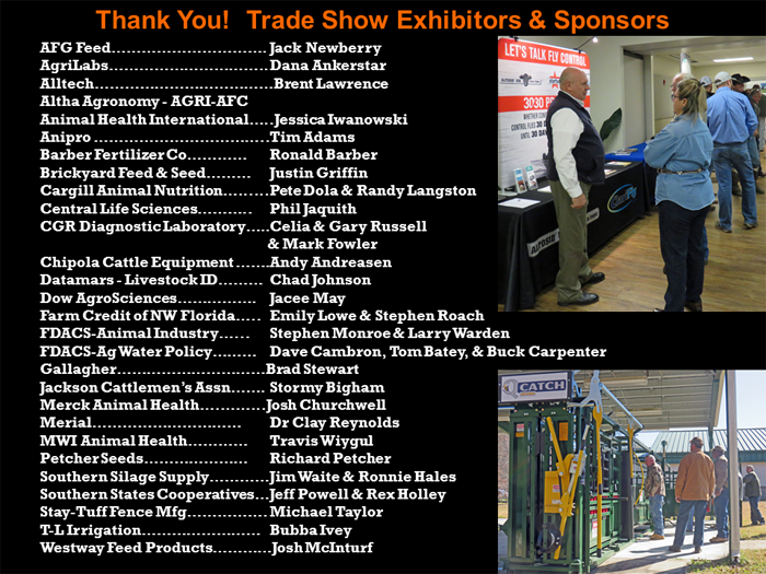 16 Beef Conf Trade Show & Sponors