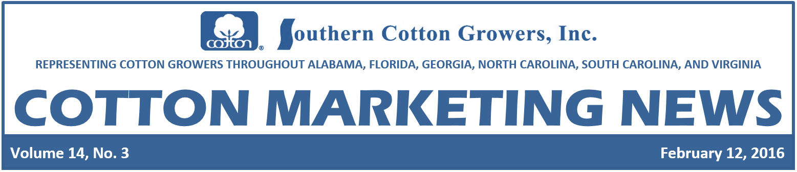 Cotton Maketing News header 2-12-16