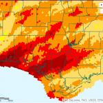 January 16 NOAA Rainfall