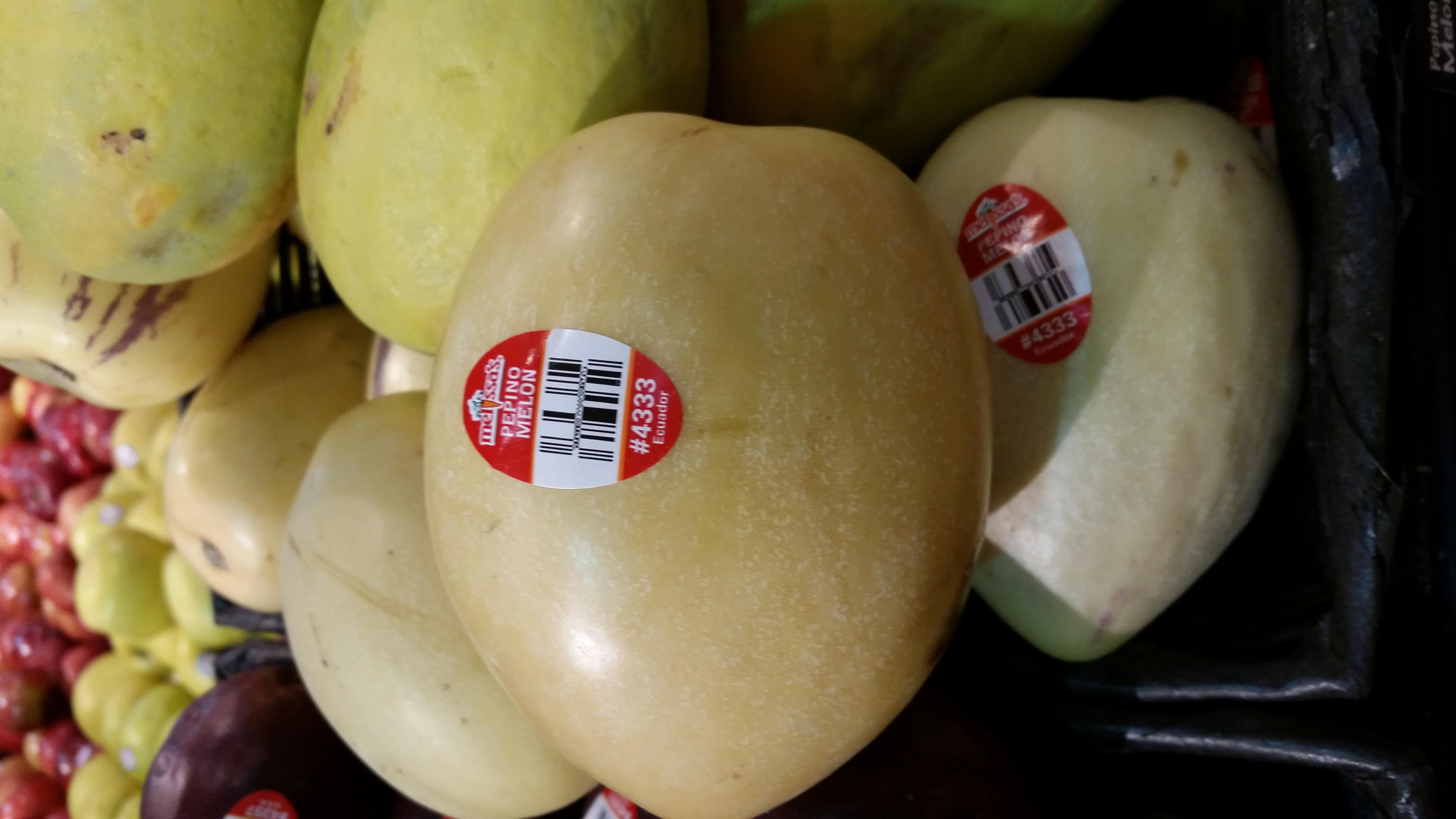 A Pepino Melon.