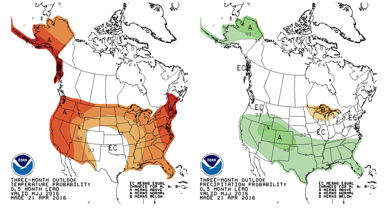 May-July 16 Outlook