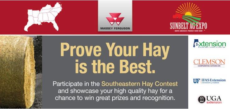 SE Hay Contest graphic