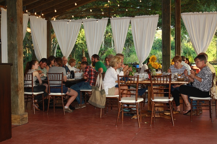 Buckingham Farms in located in Fort Myers features an atmosphere of rustic elegance for agritourism events. Photo Credit: Seth Henry