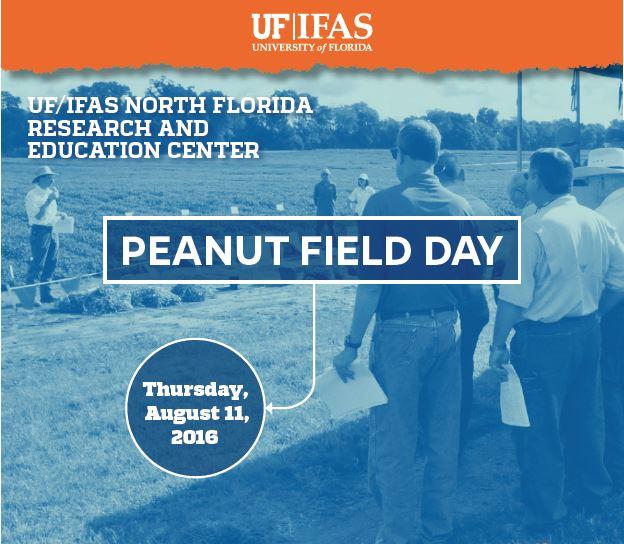 Peanut Field Day- CEUs Offered       …….
