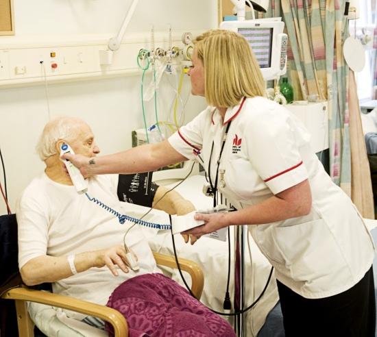 Patronizing Nurse
