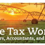 Income Tax Workshop for Farmers, Accountants, and Attorneys – October 3