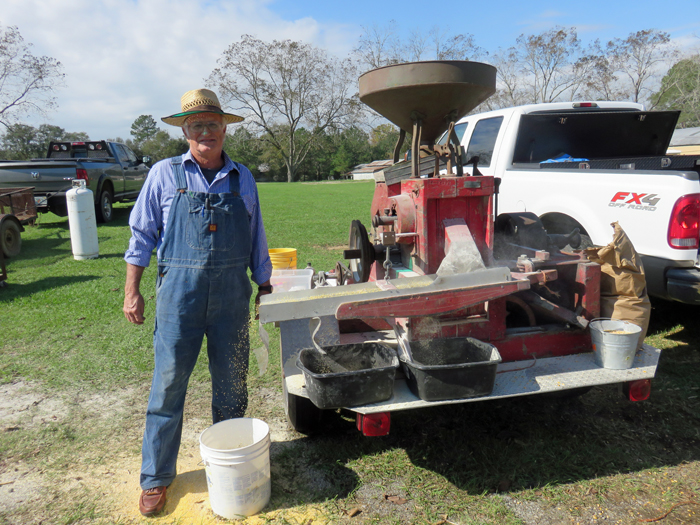 2015 Jackson County Farm City Festival - Heritage Demonstrations. Photo: Doug Mayo