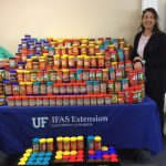 UF/IFAS Extension Peanut Butter Challenge Tackles Hunger in the Panhandle