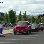 Friday Funny:  Cowboy Ropes Bike Thief at Walmart