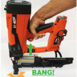 Friday Feature: Cordless Fence Staple Gun