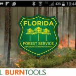 Florida Forest Service Releases Fire Information App