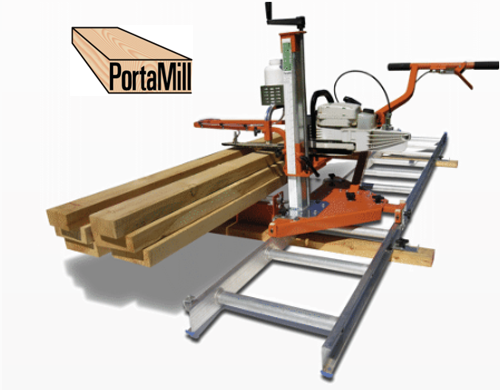 Friday Feature: Portable Chainsaw Sawmill