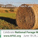 Friday Feature:  Celebrate National Forage Week June 18-24