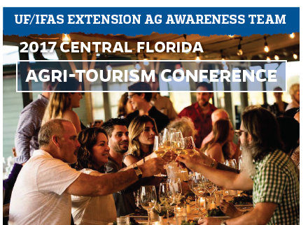 2017 Agritourism Conference set for Sept. 26th-27th ……..