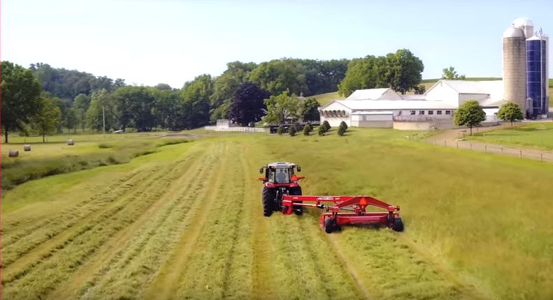 Friday Feature:  Protecting Hay Quality at Harvest