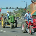 Antique Tractor and Souped-Up Lawnmower Enthusiasts Invited to Participate in Farm City Festival – November 3 & 4