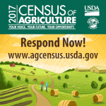 2017 Ag Census Surveys in Your Mailbox this Week – Return by February 5