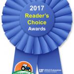 2017 Panhandle Ag e-News Reader's Choice Awards