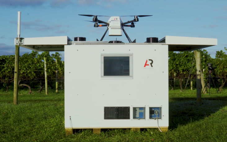 Friday Feature:  Autonomous Drone Scouting