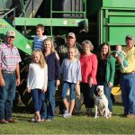 Burlin and Levi Findley Families Honored as 2017 Santa Rosa County Farm Families of the Year
