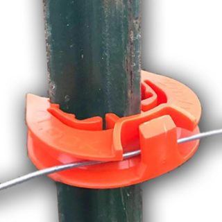 Friday Feature Lock Jawz Insulators For T Post Fences