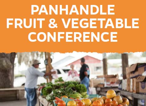 Panhandle Fruit & Vegetable Conference Agenda Now Available!