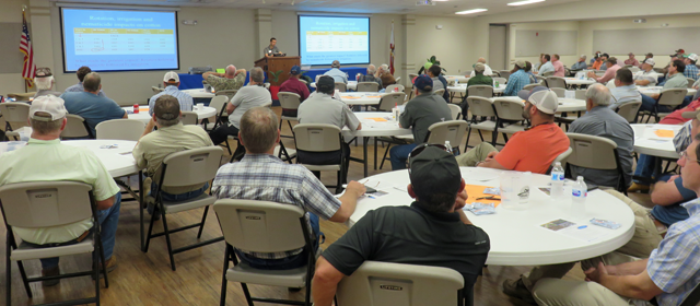 Highlights & Presentations from the 2018 Panhandle Row Crop Short Course