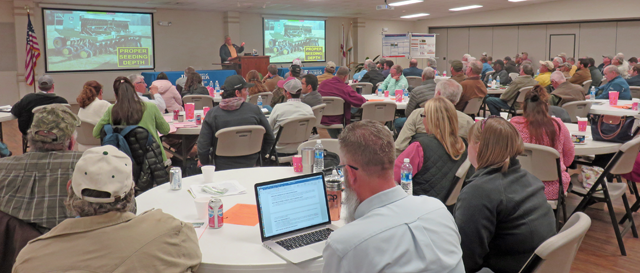 Highlights and Presentations from the 2018 Forage Legume Conference