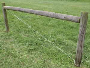Featured Video:  Quick Brace Cable System for Fence H-Braces