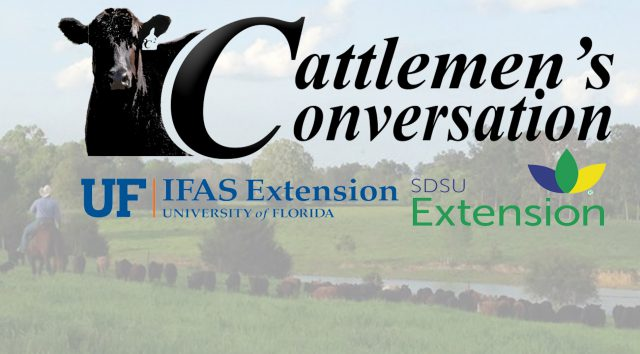 Cattlemen Conversations: An Educational Video Series for Cattle Producers