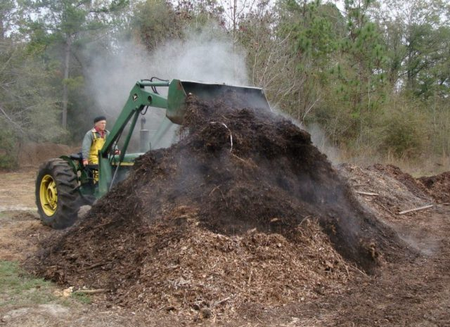Utilizing Compost to Boost Crop Productivity
