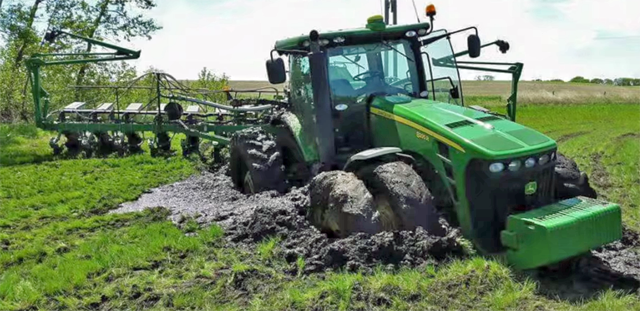 Friday Feature:  Peterson Brother's Tractor Stuck Parody