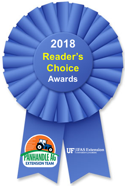 2018 Panhandle Ag Reader's Choice Awards