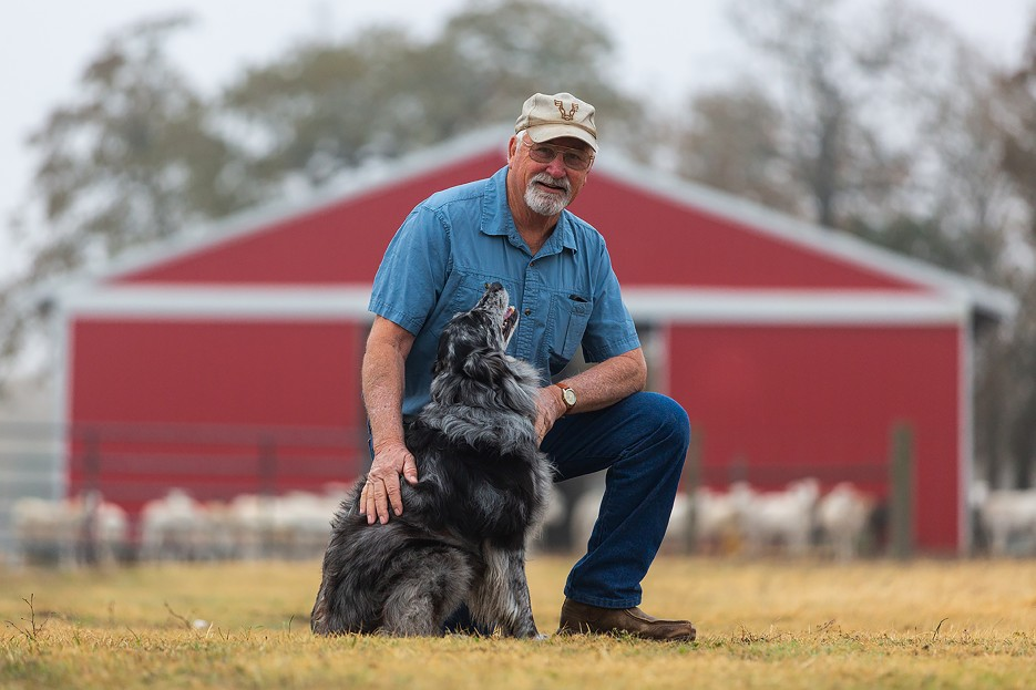 Friday Feature:  Farm Dog of the Year