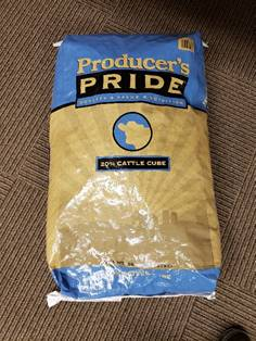 Purina Recalls Producer's Pride Cattle Cubes from Florida Tractor Supply Stores