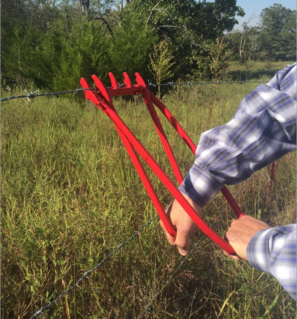 Friday Feature:  WireTight Fence Repair Tool