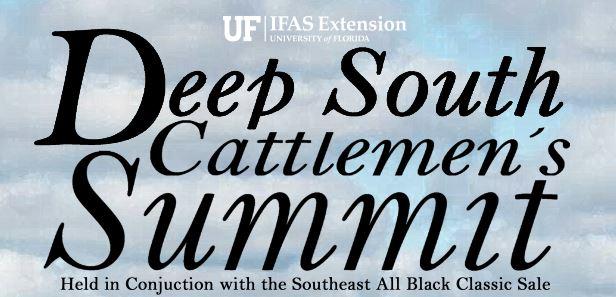 Deep South Cattlemen's Summit & Herdbuilder Showcase – April 12-13th