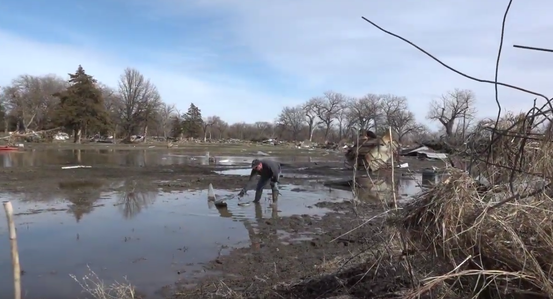 Friday Feature:  Century Farm Devastated by Nebraska Flood