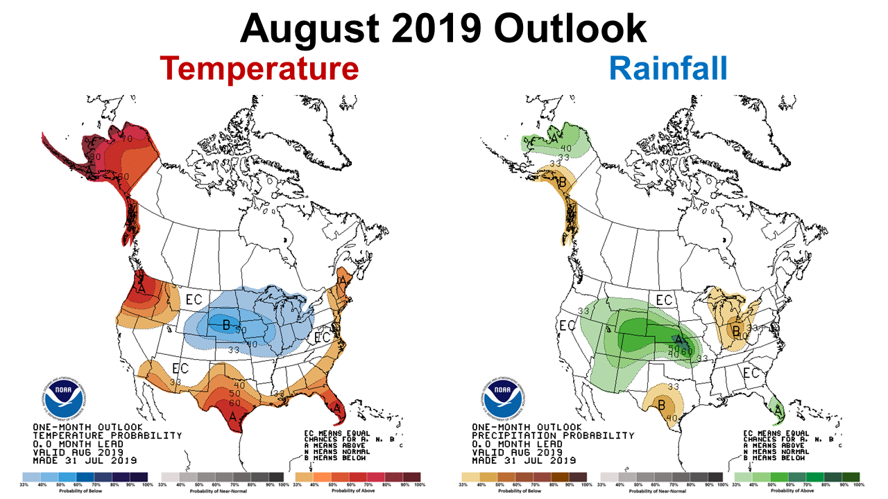 August 2019 CPC Outlook