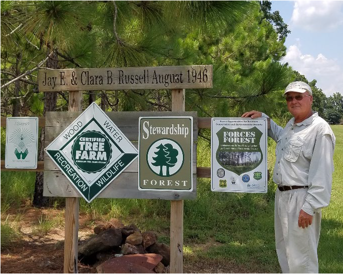 2019 Outstanding Tree Farm Tour:  Russell Brothers Farm – October 25