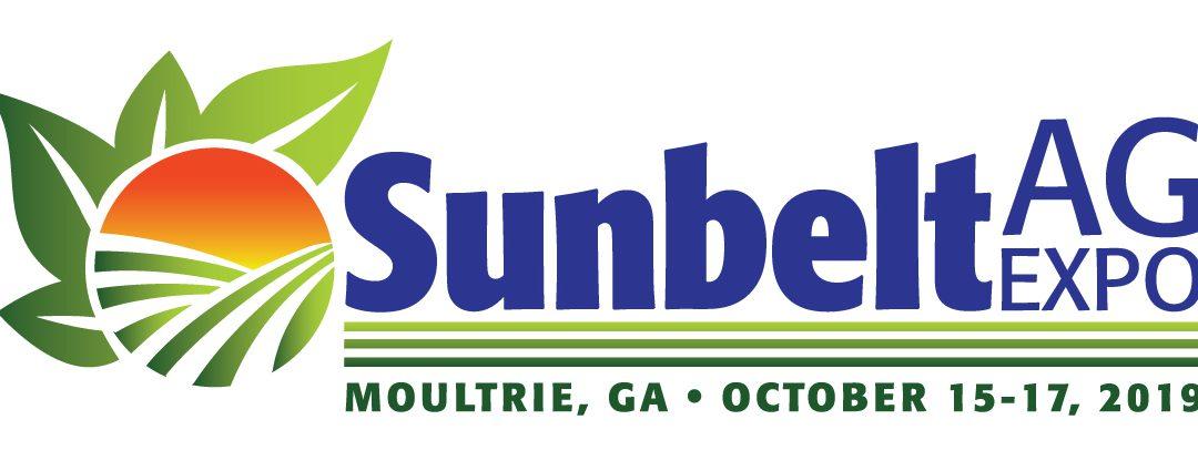 Sunbelt Ag Expo October 15-17