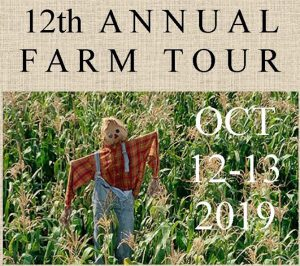 October 12-13 support local agriculture by exploring over 30 farms and gardens in the Big Bend Region of the Panhandle. Image by Millstone Plantation.