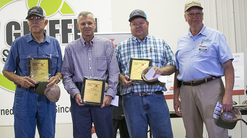 Mixed Grass Hay Category Winners