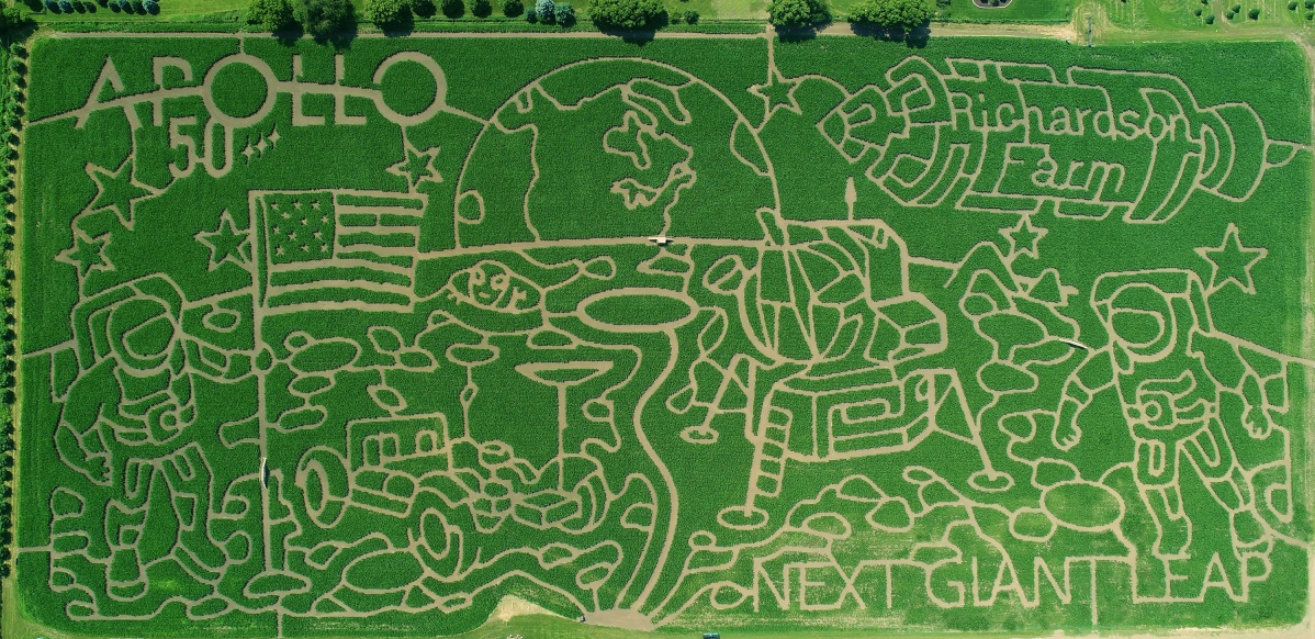 World's Largest Corn Maze