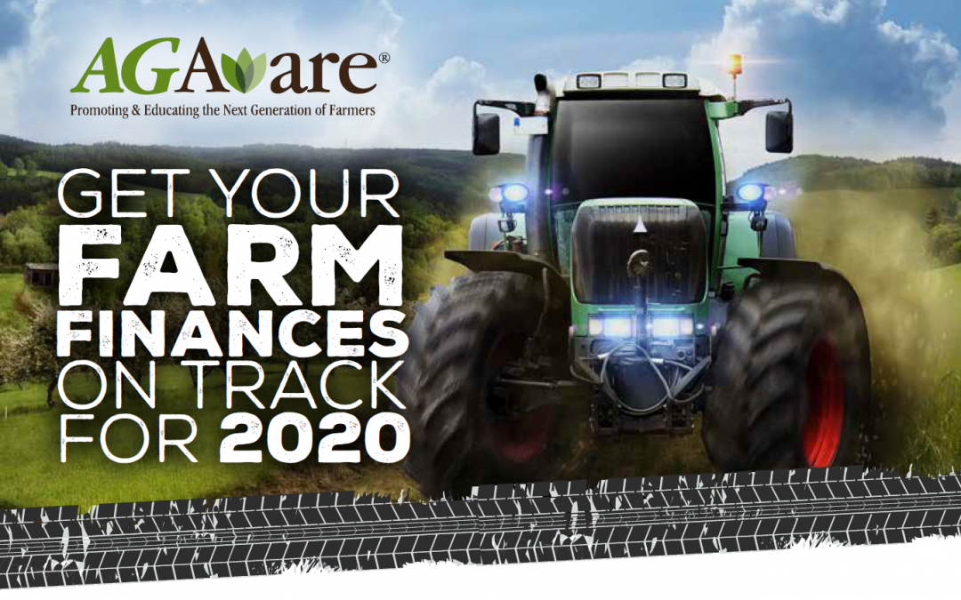 Get Your Farm Finances On Track for 2020 Workshop – December 5 or 6