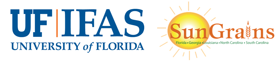 UF/IFAS SunGrains logos