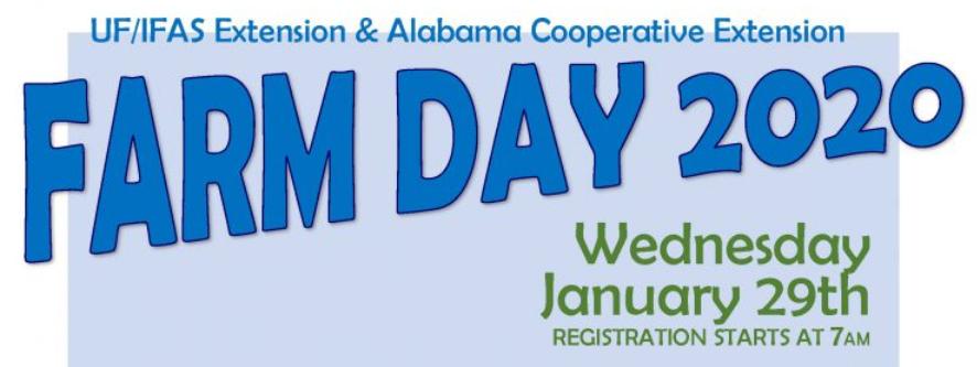 Farm Day 2020 Crop Meeting – January 29