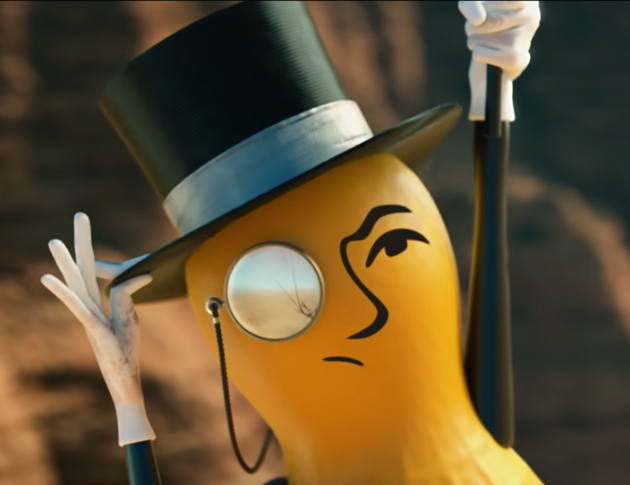 Friday Funny Feature:  RIP Mr. Peanut
